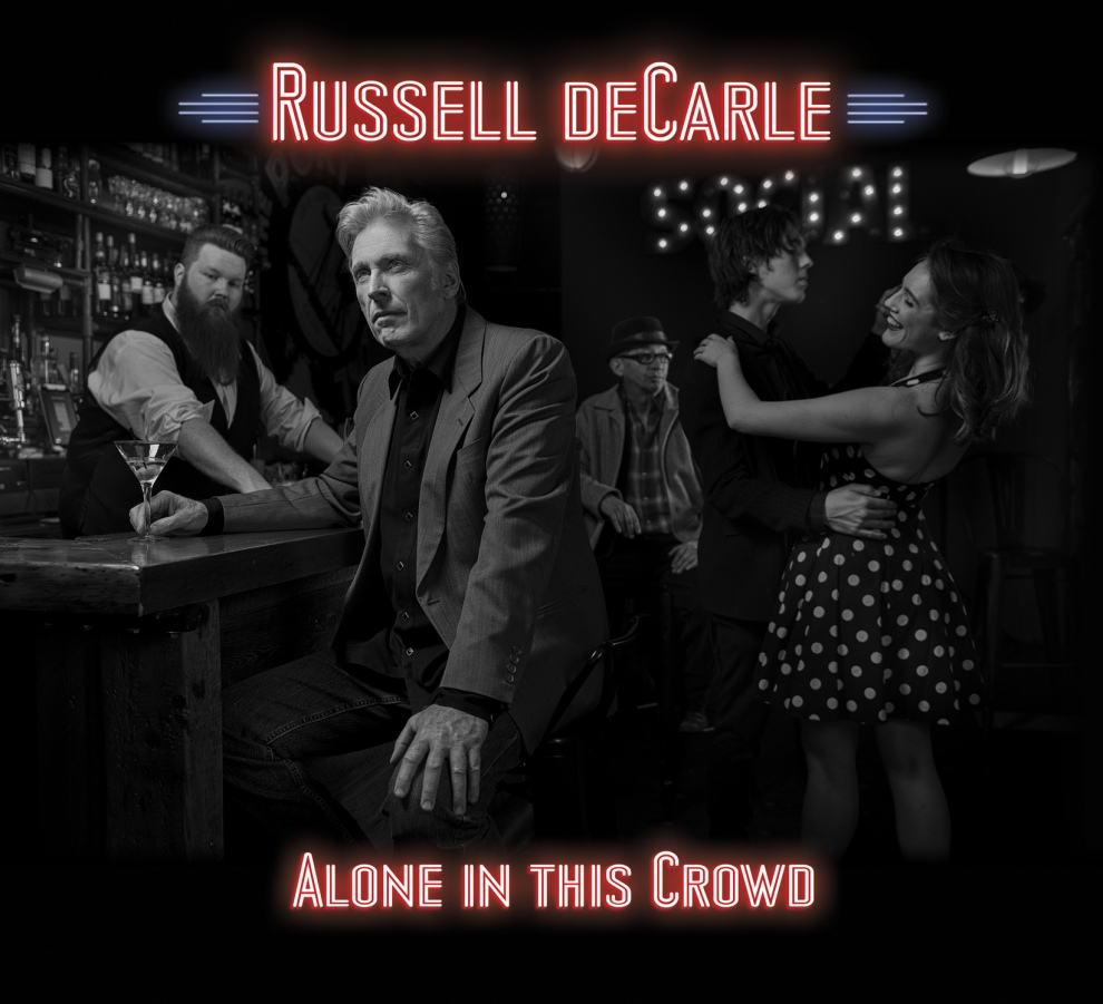 Alone in this Crowd COVER Web