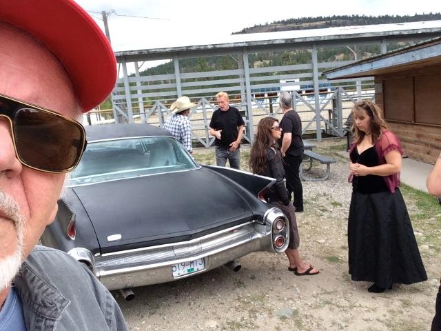 hus wedding DK Selfie