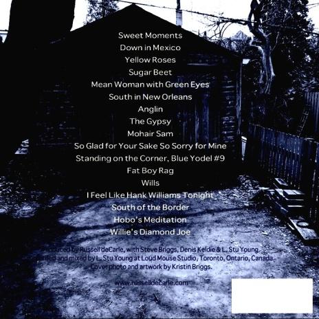 LaLM CD back cover